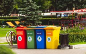 toronto rfid garbage truck waste collection